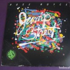 Discos de vinilo: ROSE ROYCE - JUMP STREET LP WHITFIELD 1981- FUNK DISCO 80'S - LEVES SEÑALES DE USO -EDICION USA. Lote 211802810