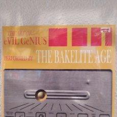 Discos de vinilo: THE BAKELITE AGE–THE ART OF.... EVIL GENIUS . LO VINILO PRECINTADO. GARAGE ROCK. Lote 211805356