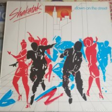 Discos de vinilo: SHAKATAK DOWN ON THE STREET. Lote 211809167