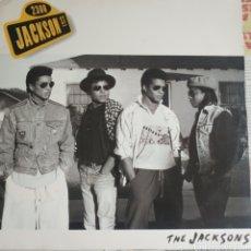 Discos de vinilo: THE JACKSONS 2300 JACKSON STREET. Lote 211810377