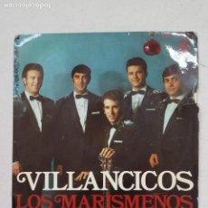 Discos de vinilo: LOS MARISMEÑOS. - VILLANCICOS. TDKDS15. Lote 211812695