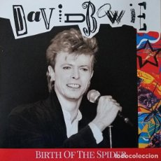 Discos de vinilo: DAVID BOWIE BIRTH OF THE SPIDER. Lote 211814673