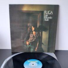 Discos de vinilo: LUIS EDUARDO AUTE. FUGA. FONOMUSIC. 1984. ESPAÑA. Lote 211817928