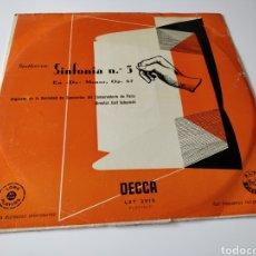 Discos de vinilo: BEETHOVEN. Lote 211824826