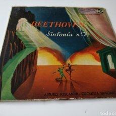 Discos de vinilo: BEETHOVEN. Lote 211825745