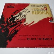 Discos de vinilo: BEETHOVEN. Lote 211826351