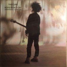 Discos de vinilo: THE CURE MAXI SINGLE 1986 BOYS DON'T CRY. Lote 211830575
