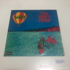 Discos de vinilo: TEN YEARS AFTER ?– WATT LP. Lote 211838363