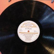 Discos de vinilo: LOS TESOROS DE LA MÚSICA CLÁSICA. SARPE. F.J. HAYDN. SINFONÍA Nº103 REDOBLE DE TAMBORES.. Lote 211850325