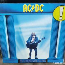 Discos de vinilo: AC DC WHO MADE WHO 1986 GERMANY, ATLANTIC. Lote 211856005