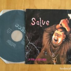 Discos de vinil: LA POLLA RECORDS - SALVE SINGLE VINILO ORIGINAL SOÑUA 1984. Lote 211858136