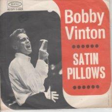 Discos de vinilo: 45 GIRI BOBBY WINTON IO NON POSSO CREDERTI LABEL EPIC SANREMO 66 MADE IN ITALY. Lote 211861015