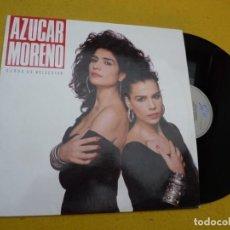 Discos de vinilo: LP AZUCAR MORENO – CARNE DE MELOCOTON - VINILO - FLAMENCO-DISCO - EX+/EX+ Ç. Lote 211878561