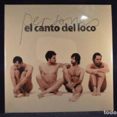 Discos de vinilo: EL CANTO DEL LOCO - PERSONAS - LP. Lote 211879100