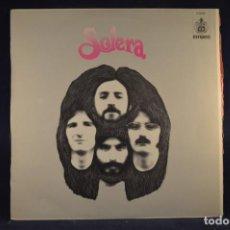 Dischi in vinile: SOLERA - SOLERA - LP. Lote 211879256