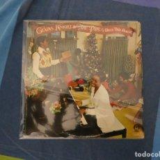 Discos de vinilo: LOT 45 LP FUNK SOUL UK 75 GLADYS KINGHT & PIPS BLESS THIS HOUSE BUEN ESTADO MARCA CIRCULAR PORTADA. Lote 211886246