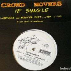 Discos de vinilo: C-VORHEEZ - CROWD MOVERS / DREAMS (WAKE UP) - 1999. Lote 211889898
