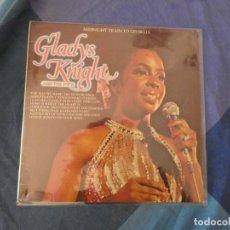 Discos de vinilo: LOT 45 LP FUNK SOUL UK 80 DESDE 1€ A TU RIESGO GLADYS KNIGHT MIDNIGHT TRAIN TO GEORGEA MUCHA TRALLA. Lote 211891273