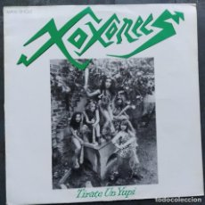 """Discos de vinilo: XOXONEES - TIRATE UN YUPI (12"""", MAXI) (EPIC) EPC 655376 6 (D:NM). Lote 211904433"""