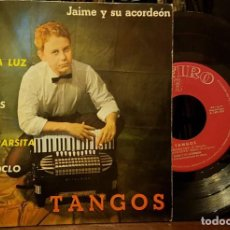 Discos de vinilo: JAIME Y SU ACORDEÓN - A MEDIA LUZ. Lote 211905433