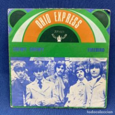 Discos de vinilo: SINGLE OHIO EXPRESS - CHEWY CHEWY - FIREBIRD - ESPAÑA - AÑO 1968. Lote 211908325