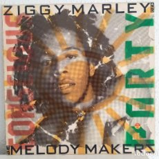 Discos de vinilo: ZIGGY MARLEY AND THE MELODY MAKERS – CONSCIOUS PARTY. Lote 211911205