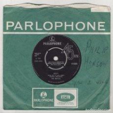 Discos de vinilo: THE BEATLES HELP! / I'M DOWN 1965 ORIGINAL UK SINGLE R5305 PARLOPHONE. Lote 211931970