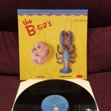 """Discos de vinilo: THE B-52'S - ROCK LOBSTER - MAXI-SINGLE 12"""". Lote 211936516"""