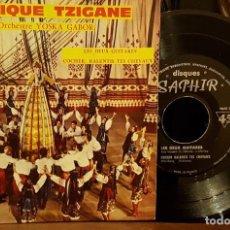 Discos de vinilo: MUSIQUE TZIGNE - ORCHESTRE YOSK GABOR. Lote 211951485