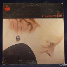 Discos de vinilo: LUIS EDUARDO AUTE - RITO - LP. Lote 211952707