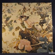 Discos de vinilo: TOTI SOLER - EL CANT MONJO - LP. Lote 211952875