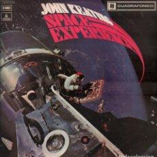 Discos de vinil: JOHN KEATING - SPACE EXPERIENCE - LP EMI ODEON DE 1973 RF-8119 , BUEN ESTADO. Lote 211955132