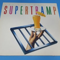 Discos de vinilo: SUPERTRAMP- THE VERY BEST. Lote 211958742