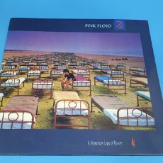 Discos de vinilo: PINK FLOYD - A MOMENTARY LAPSE OF REASON. Lote 211959215