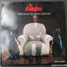 Discos de vinilo: THE STRANGLERS - MIDNIGHT SUMMER DREAM (EPIC EPC A 12.3167) (D:VG+). Lote 211962443