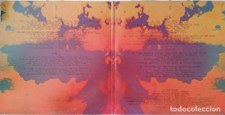 Discos de vinilo: HARDKISS. DELUSIONS OF GRANDEUR. RABBIT IN THE MOON, GOD WITHIN, HAWKE... DOBLE LP UK - Foto 7 - 85987700