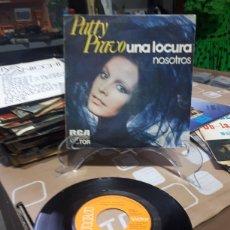 Discos de vinilo: PATTY PRAVO SINGLE UNA LOCURA NOSOTROS RCA 1973. Lote 211965468