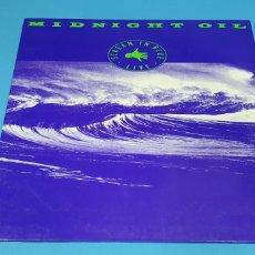 Discos de vinilo: MIDNIGHT OIL - SCREAM IN BLUE. Lote 211966287
