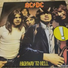 Discos de vinilo: AC DC AC/DC (HIGHWAY TO HELL) LP ATLANTIC GERMANY. Lote 211977167