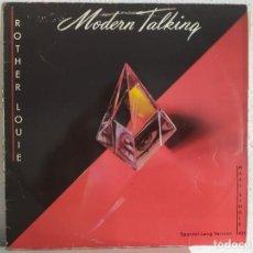 Discos de vinilo: MODERN TALKING – BROTHER LOUIE. Lote 211996391
