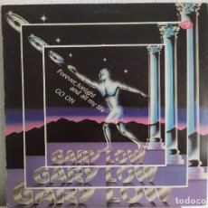 Discos de vinilo: GARY LOW ?– FOREVER, TONIGHT AND ALL MY LIFE. Lote 211996538