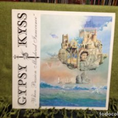 Discos de vinilo: GYPSY KYSS - WHEN PASSION MURDERED INNOCENSE / (PROG ROCK) RARO LP GERMANY 1990. NM/NM. Lote 212001312