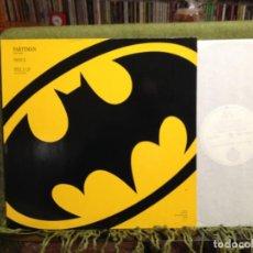 Discos de vinilo: PRINCE - PARTYMAN ( B.S.O. BATMAN) / RARO 12' MADE IN GERMANY 1989. NM/NM. Lote 212002158