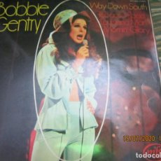 Discos de vinilo: BOBBIE GENTRY - BOBBIE GENTRY LP - EDICION INGLESA - MFP RECORDS 1968 - STEREO MFP 50006. Lote 212003457