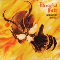 Discos de vinilo: MERCYFUL FATE ?– DON'T BREAK THE OATH -LP-. Lote 212009396