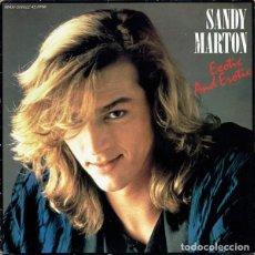 Discos de vinilo: SANDY MARTON - EXOTIC AND EROTIC (MAXI SINGLE) GERMANY 1985. Lote 212010703