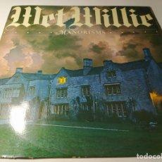 Discos de vinil: LP - WET WILLIE – MANORISMS - EPC 82330 (VG+ / VG+) SPAIN 1978. Lote 212013838