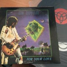 Discos de vinilo: LED ZEPPELIN (FOR YOUR LOVE) 2 LP (B-13). Lote 212018716