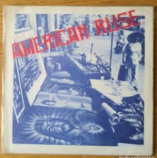 Discos de vinilo: THE AMERICAN RUSE: I DON'T WANNA/ PIPELINE/ CHATTERBOX/ E.M.F. EP- PUNK-ROCK SFTRI 1990. Lote 212019673