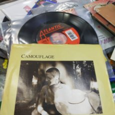 Discos de vinilo: CAMOUFLAGE SINGLE THAT SMILING FACE. Lote 212020402